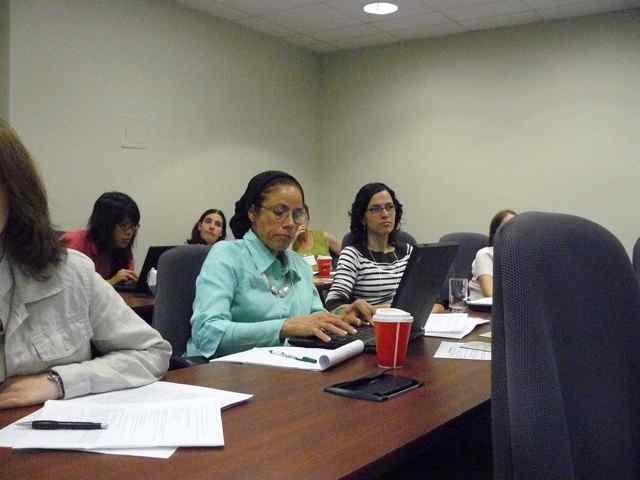 women faculty dissertation committee